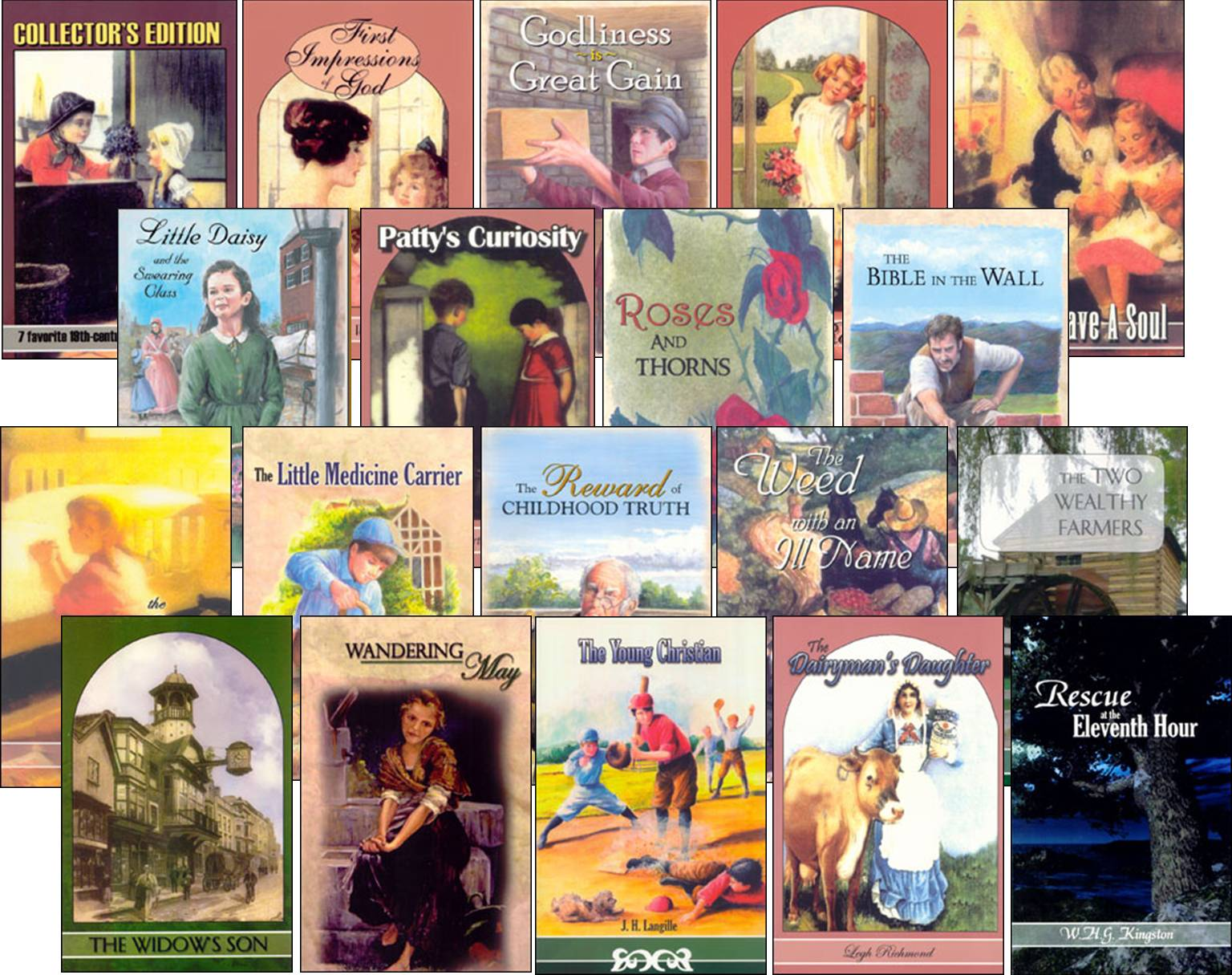 Character Building Collection: Whole Set (19 Books)