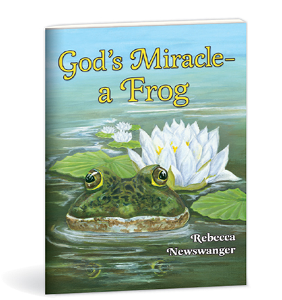 God's Miracle - A Frog