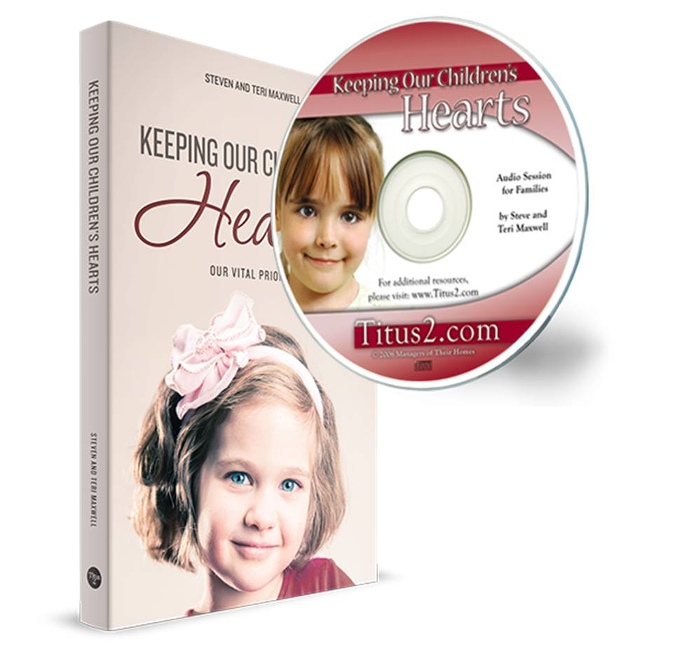 Keeping Our Children's Hearts New Edition Book plus Workshop CD