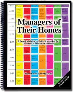 Managers of Their Homes Book, First Edition