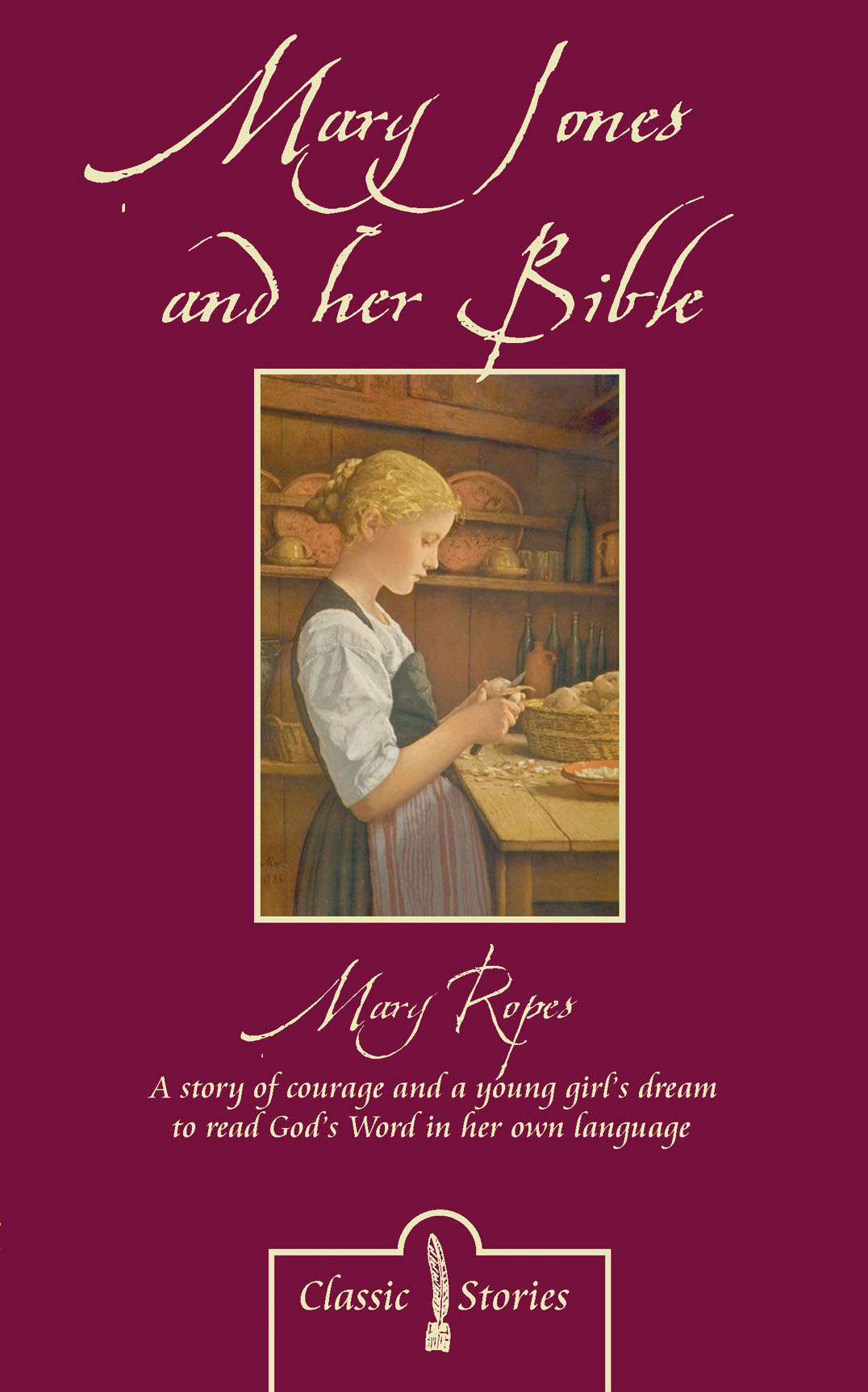 Mary Jones and Her Bible (True Story)