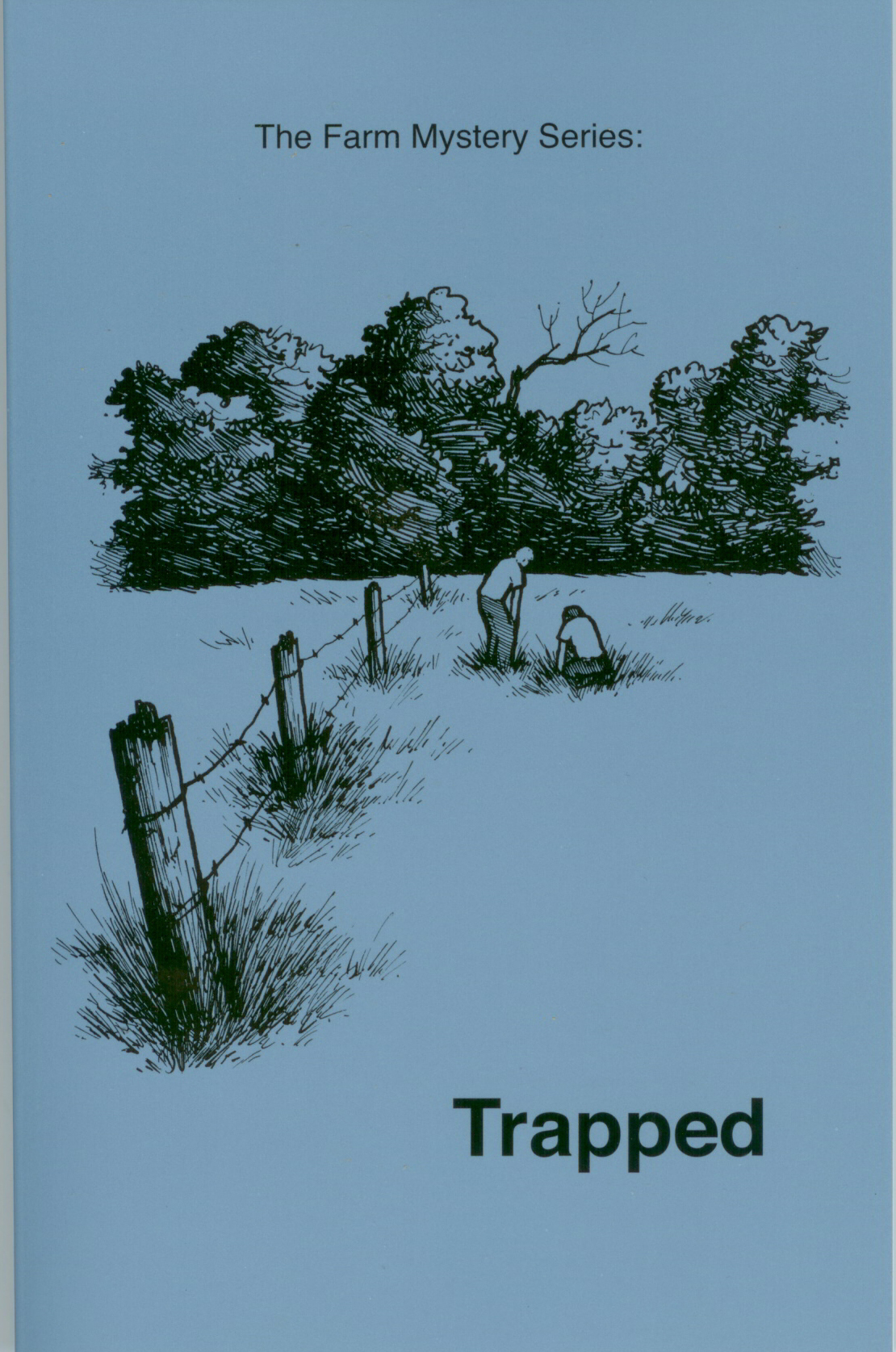 Farm Mystery Series: 9.Trapped NEW!!!