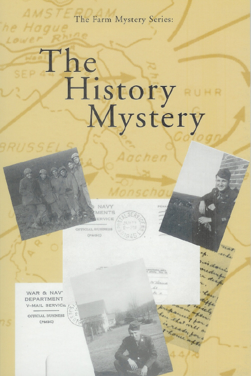 Farm Mystery Series: 7.The History Mystery NEW!!!