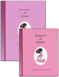 Keepers Handbook and Notebook Set